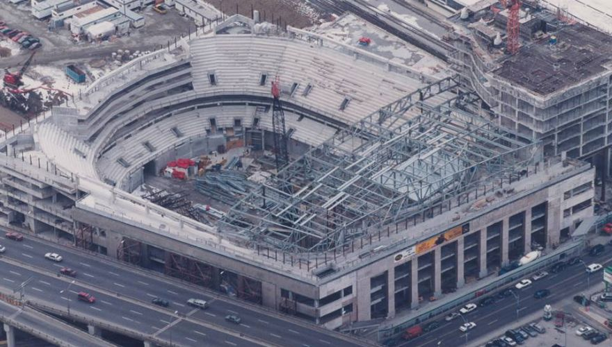 3d Map Of Air Canada Centre.History Scotiabank Arena