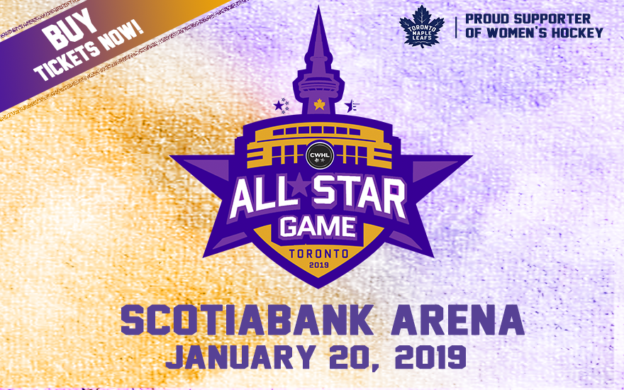 More Info for CWHL All-Star Game