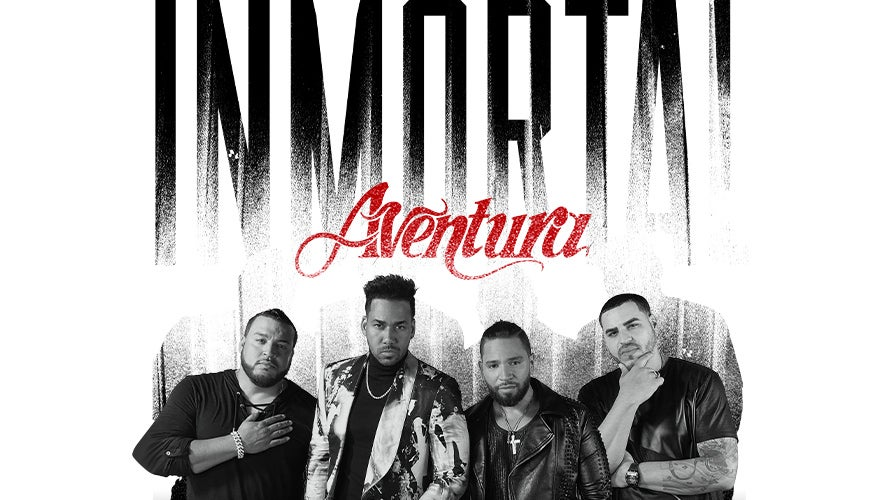 RESCHEDULED- Aventura: Immortal