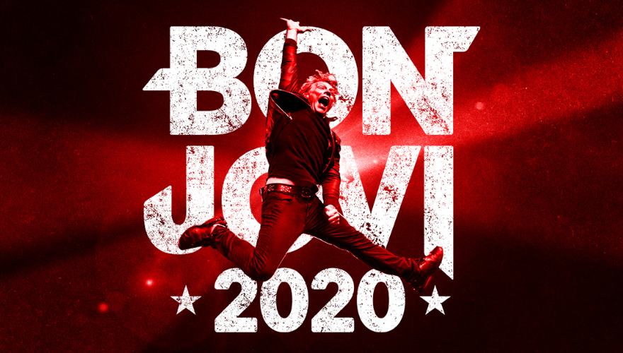 CANCELLED: Bon Jovi
