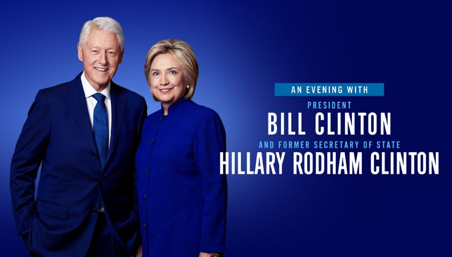 More Info for An Evening With The Clintons
