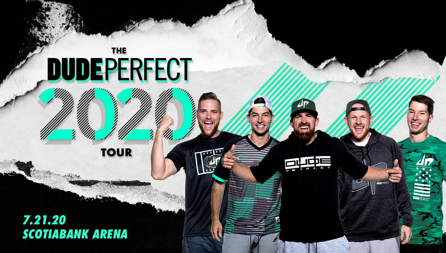 POSTPONED: The Dude Perfect 2020 Tour