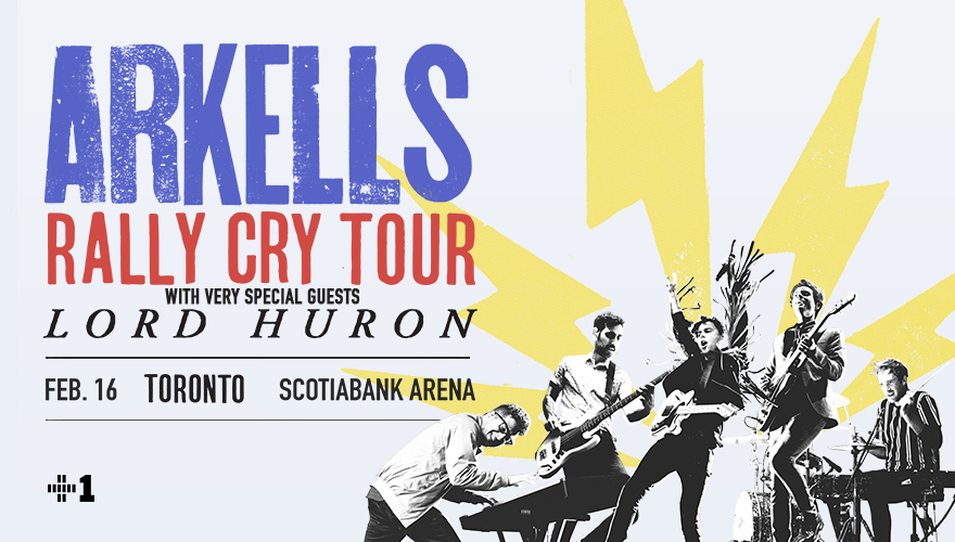 More Info for Arkells