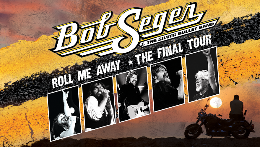 More Info for Bob Seger & The Silver Bullet Band