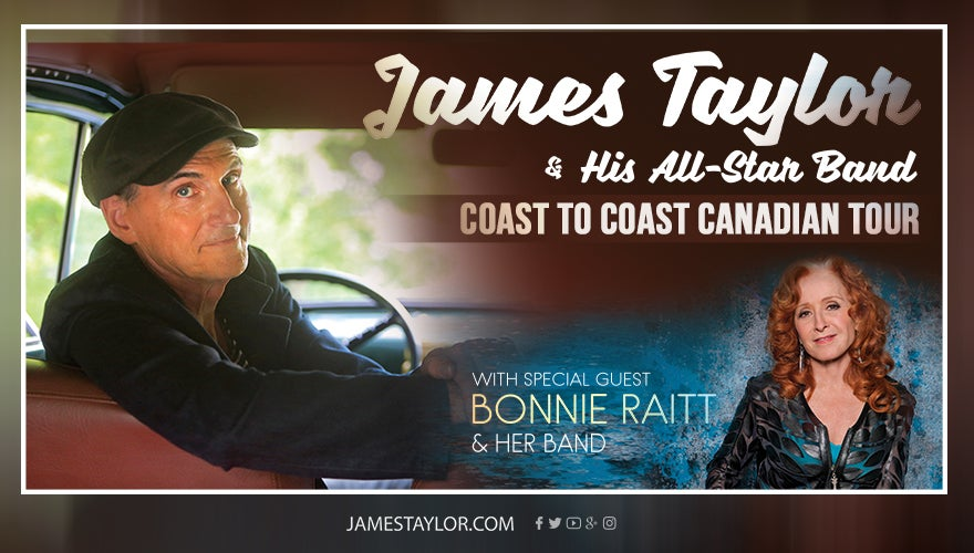 POSTPONED: James Taylor & His All-Star Band