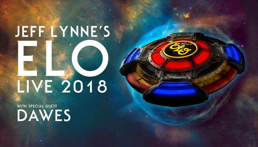 More Info for JEFF LYNNE'S ELO