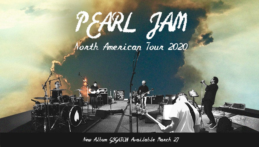 POSTPONED: Pearl Jam
