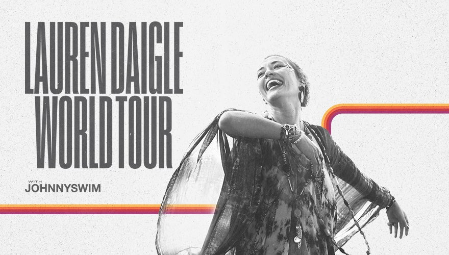 CANCELLED: Lauren Daigle