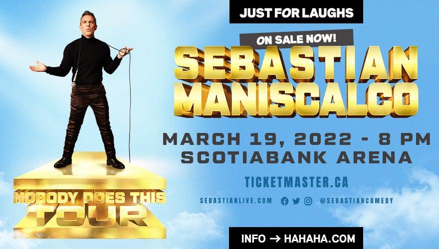 More Info for Sebastian Maniscalco