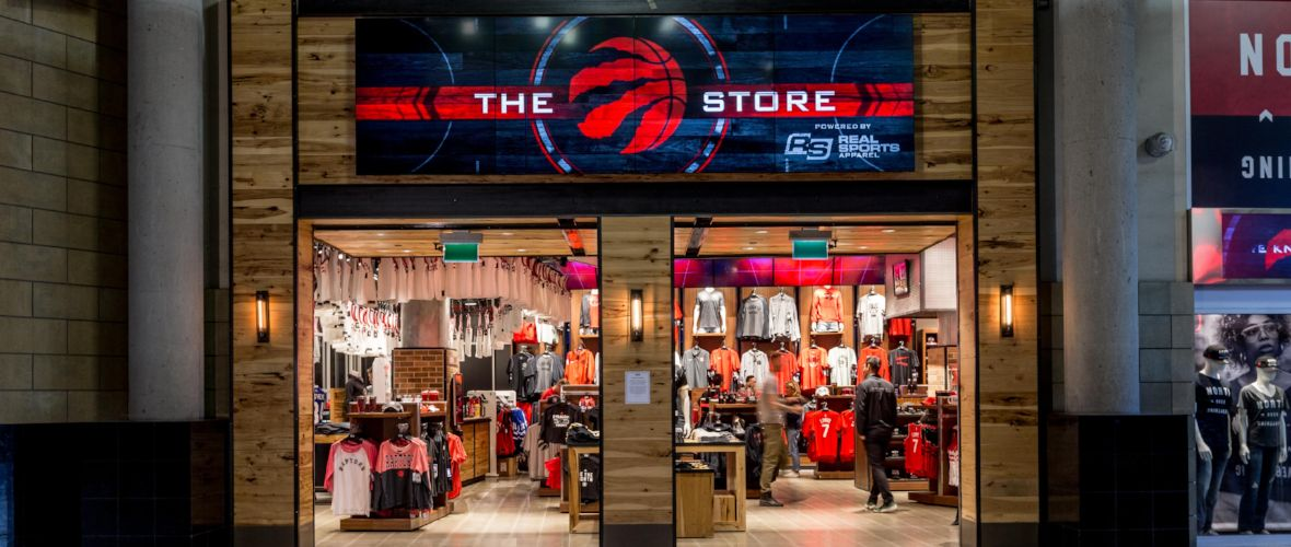 sports shoes 59138 78c1a Team Stores | Scotiabank Arena