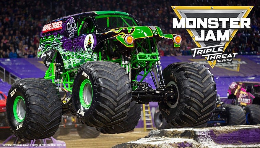 Monster Jam Scotiabank Arena
