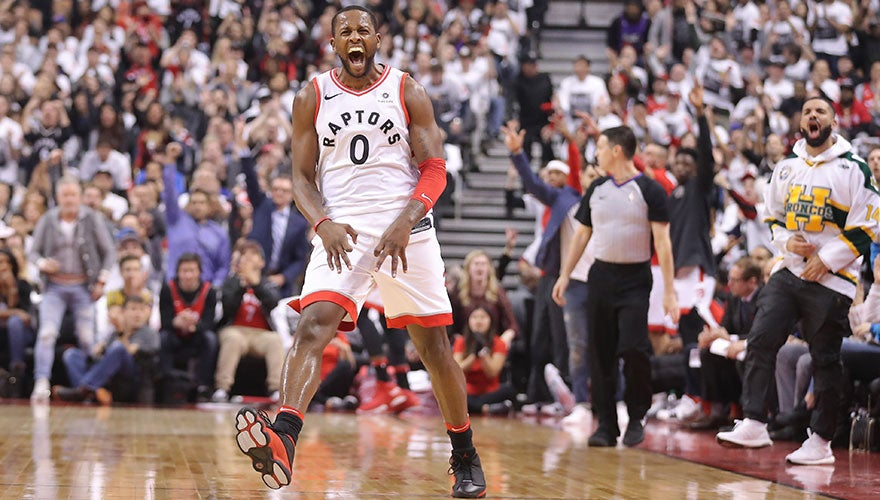 Toronto Raptors vs. San Antonio Spurs