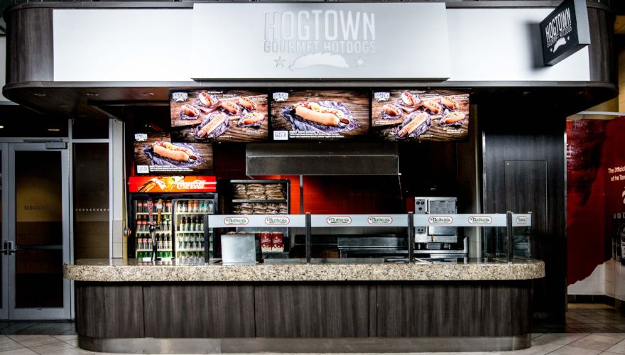 Hogtown Gourmet Hot Dogs