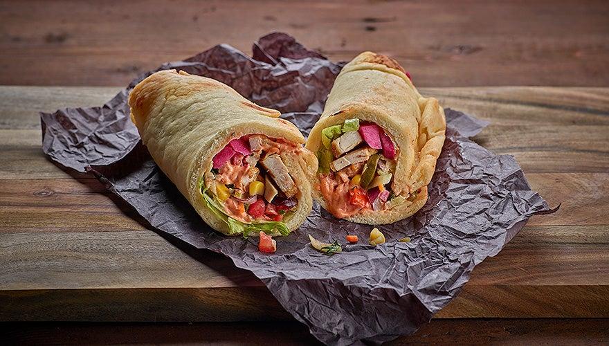 Sorta Shawarma