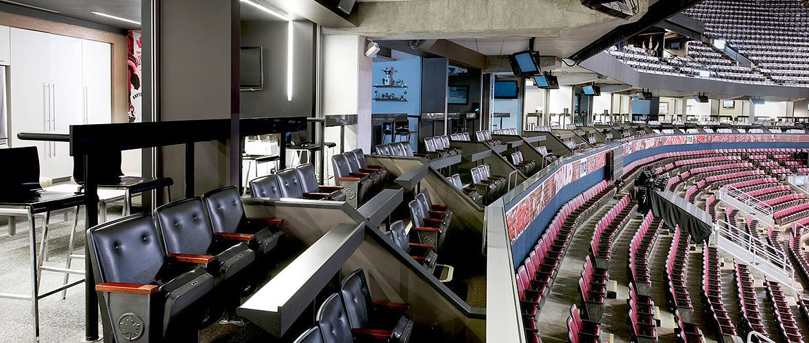 Premium Seating Air Canada Centre