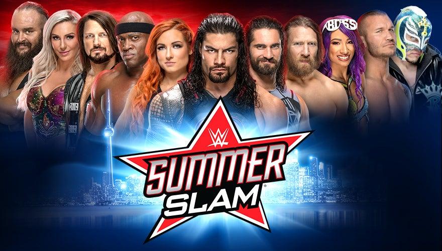 More Info for WWE SummerSlam