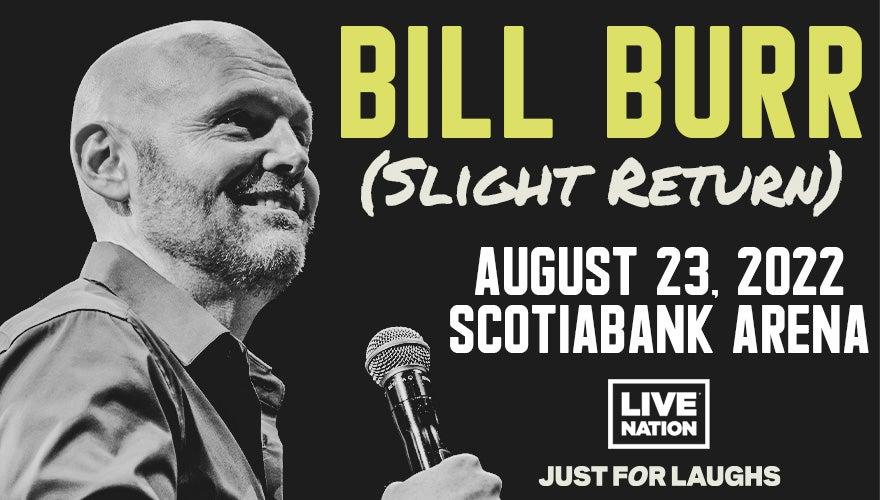 More Info for Bill Burr
