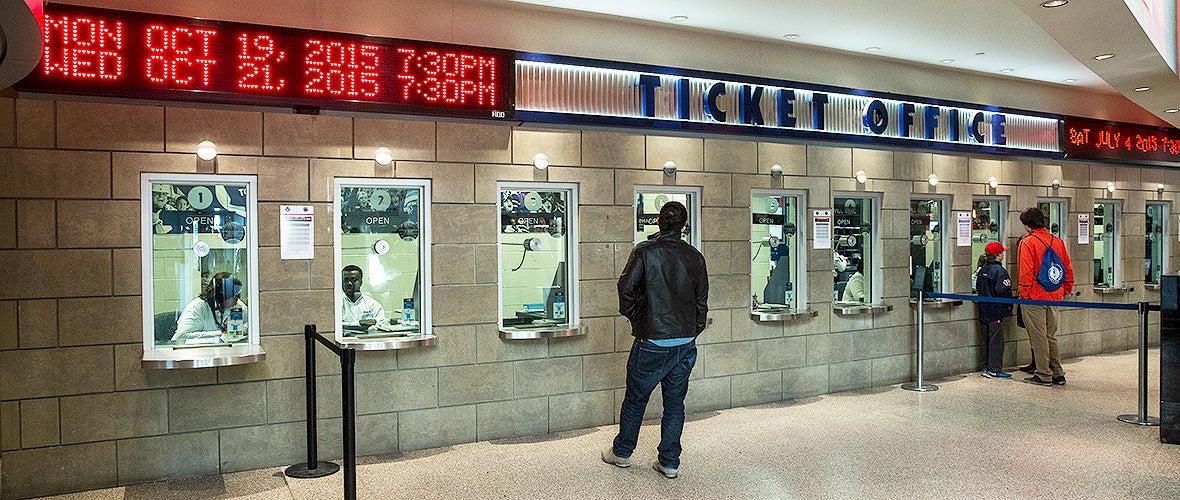 Ticket Information | Scotiabank Arena