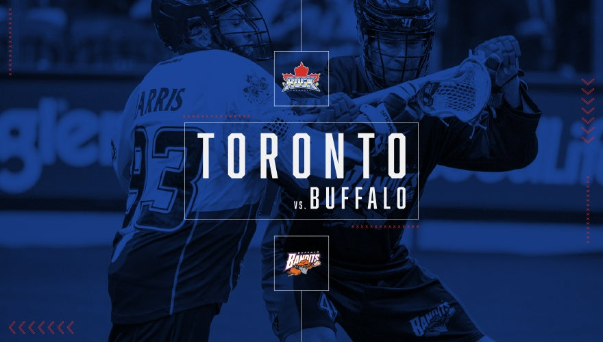 Toronto Rock vs. Buffalo Bandits