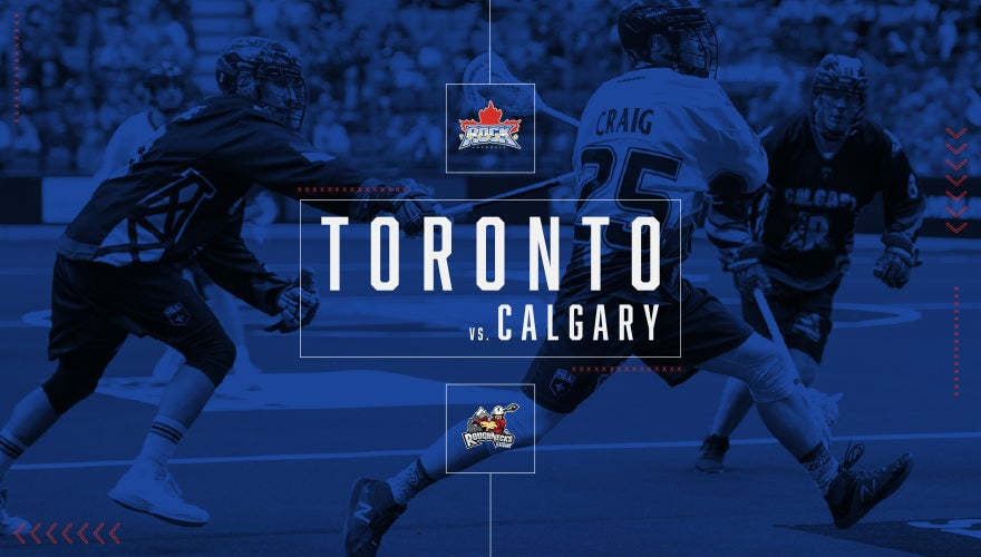 More Info for Toronto Rock vs. Calgary Roughnecks