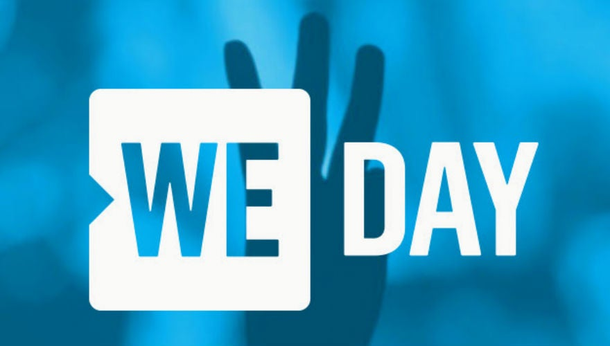 More Info for WE Day