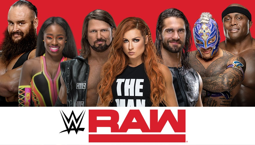 More Info for WWE Monday Night Raw