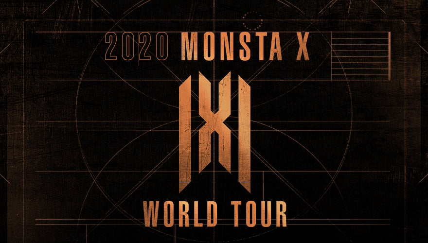 POSTPONED- MONSTA X: 2020 WORLD TOUR